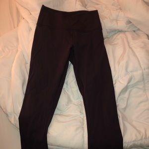 lululemon athletica Pants - lululemon align 7/8 leggings